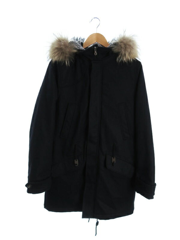 【HARNOLD BROOK】【イタリア製】【アウター】アーノルドブルック『中綿コート size36』メンズ 1週間保証【中古】