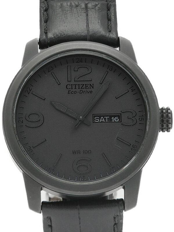 【CITIZEN】シチズン『エコドライブ』BM8475-00f メンズ ソーラークォーツ 1週間保証【中古】