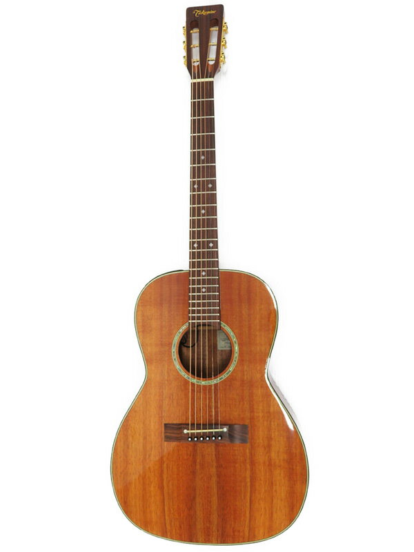 【Takamine】タカミネ『E.アコースティックギター』PTU-409K 2006年製 エレアコギター 1週間保証【中古】