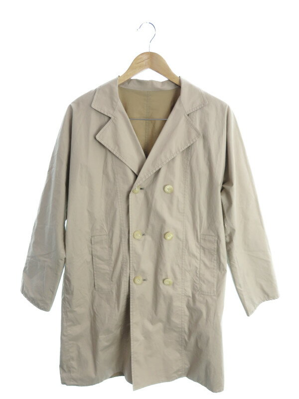 【plage】【日本製】【アウター】プラージュ『コート』メンズ 1週間保証【中古】