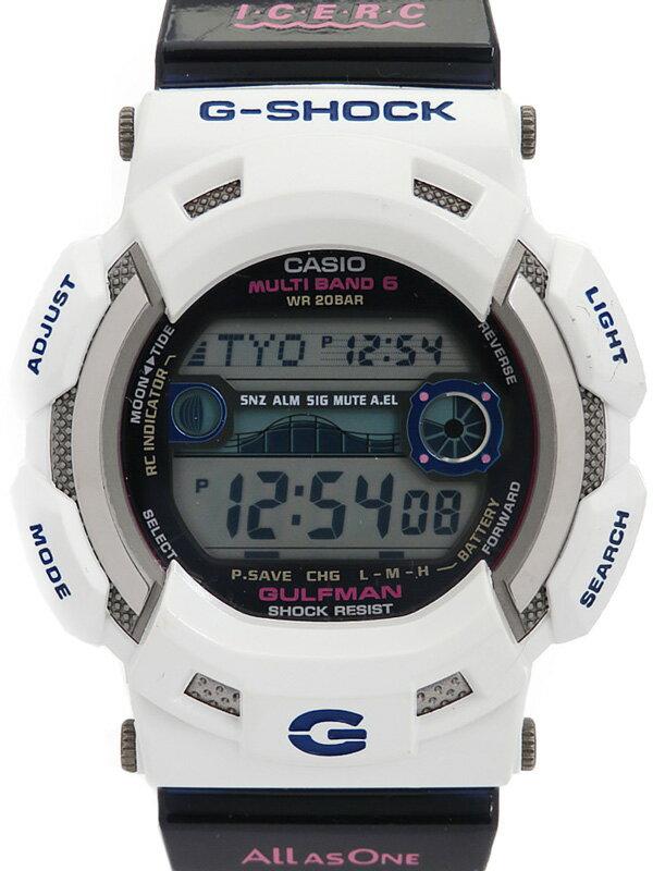 【CASIO】【G-SHOCK】カシオ『Gショック Love The Sea And The Earth』GW-9110K-7 メンズ ソーラー電波クォーツ 1週間保証【中古】