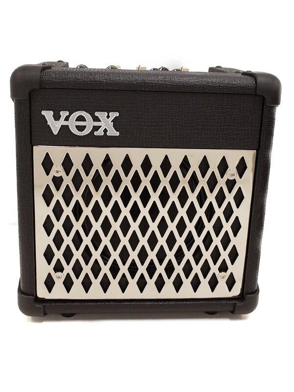 【VOX】ヴォックス『ギターアンプ』MINI 5 Rhythm 1週間保証【中古】