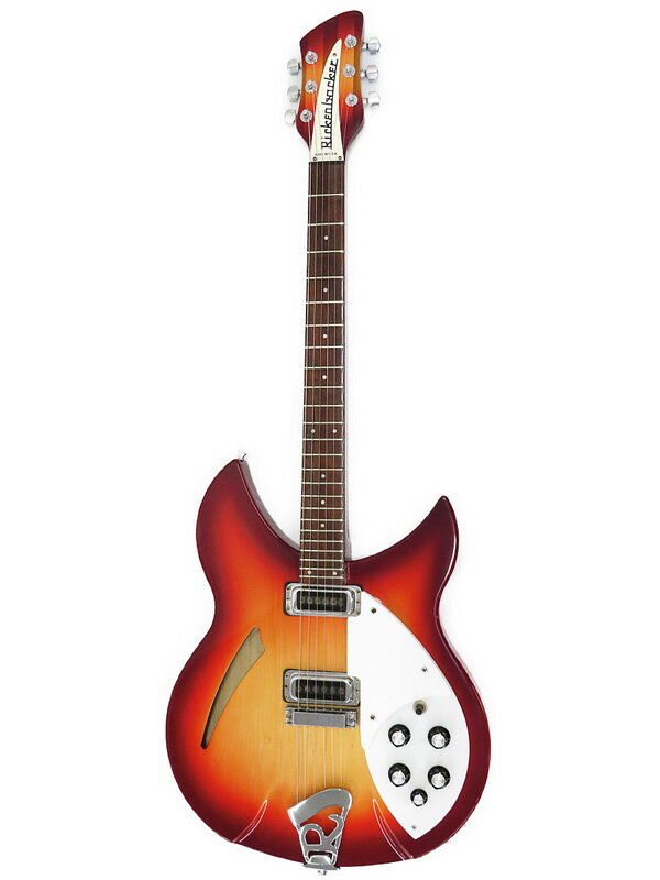 【Rickenbacker】【Fireglo】【工房メンテ済】リッケンバッカー『エレキギター』330 2012年製 1週間保証【中古】