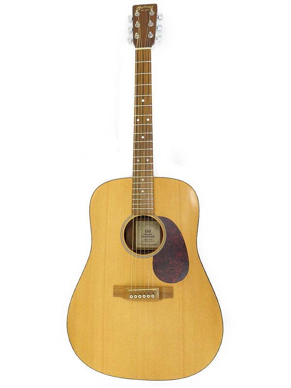 【Martin】【工房メンテ済】【マホガニーネック】マーチン『アコースティックギター』DM 2006年製 1週間保証【中古】