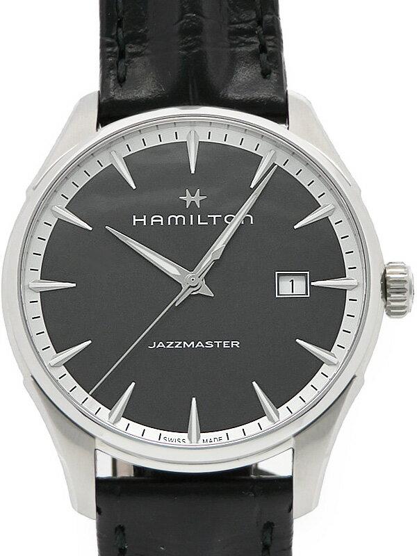 【HAMILTON】ハミルトン『ジャズマスター ジェント』H32451731 メンズ クォーツ 1週間保証【中古】