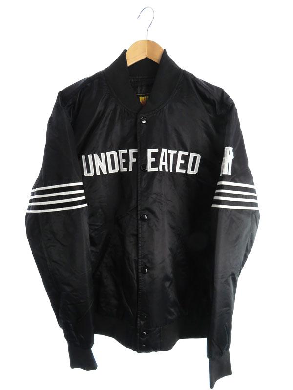 【UNDEFEATED】【アンディフィーテッド】【アウター】【Champ Jacket】アンディフィーテッド『中綿ナイロンジャンパー sizeL』515116 メンズ ジャケット【中古】