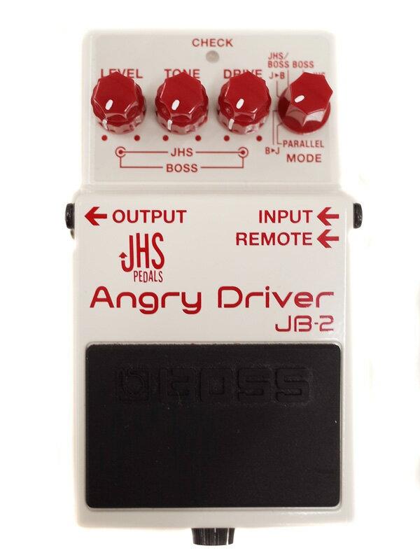 【BOSS】ボス『オーバードライブ』JB-2 コンパクトエフェクター 1週間保証【中古】