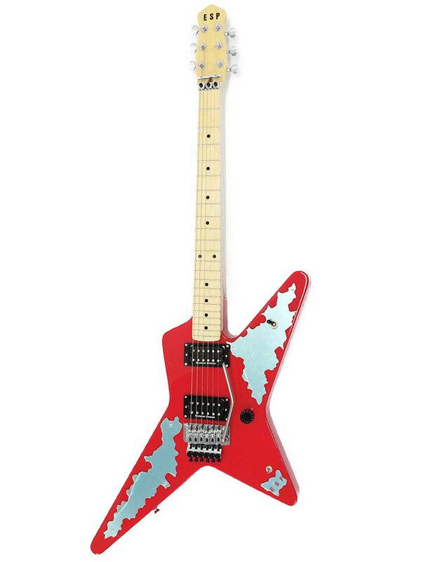 【ESP】【Seymour Duncan 高崎晃 シグネイチャーピックアップ】イーエスピー『エレキギター』RANDOM STAR 1週間保証【中古】