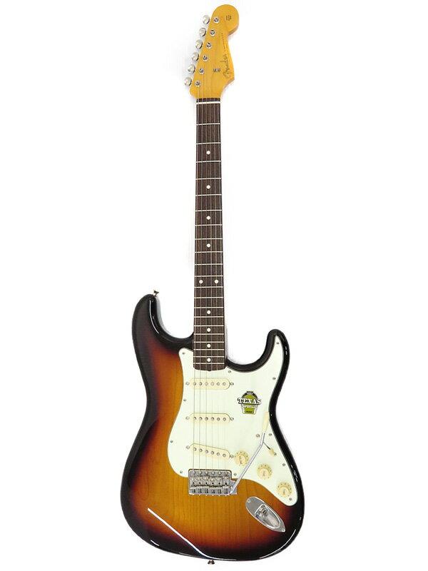 【FenderJapanExclusive】フェンダージャパンエクスクルーシブ『エレキギター』Classic 60s Strat TEXAS SP 2015年製 1週間保証【中古】