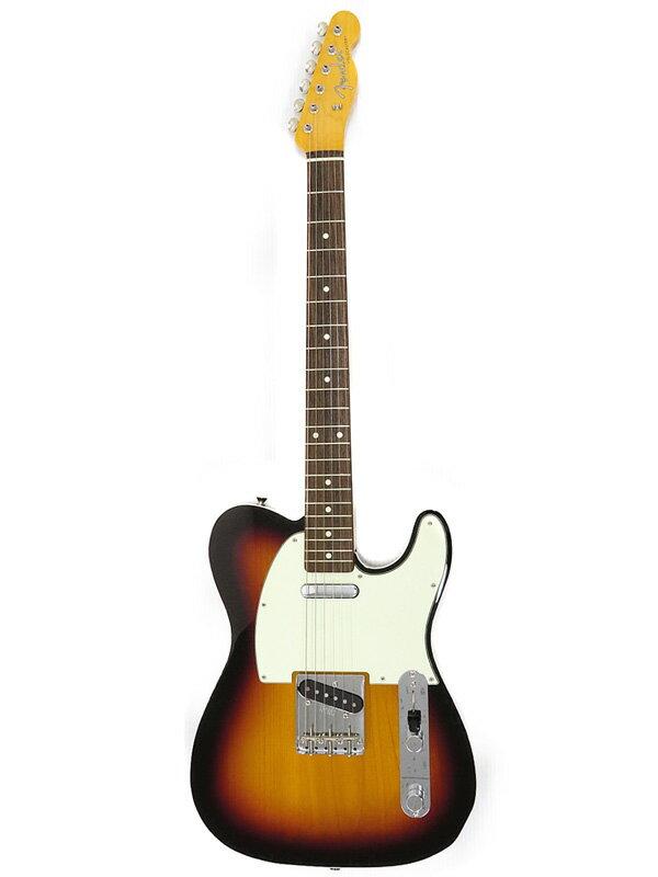 【FenderJapanExclusive】フェンダージャパンエクスクルーシブ『エレキギター』Classic 60s TELE CUSTOM 2017年製 1週間保証【中古】