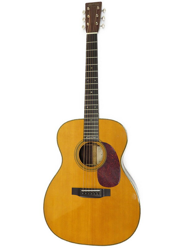 【Martin】【「エリック・クラプトン」シグネチャー】マーチン『アコースティックギター』000-28EC 1998年製 1週間保証【中古】