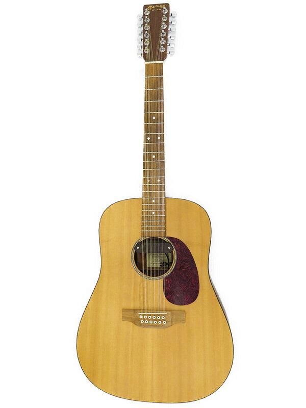【Martin】【工房メンテ済】マーチン『E.12弦アコースティックギター』DM-12 2002年製 エレアコギター 1週間保証【中古】