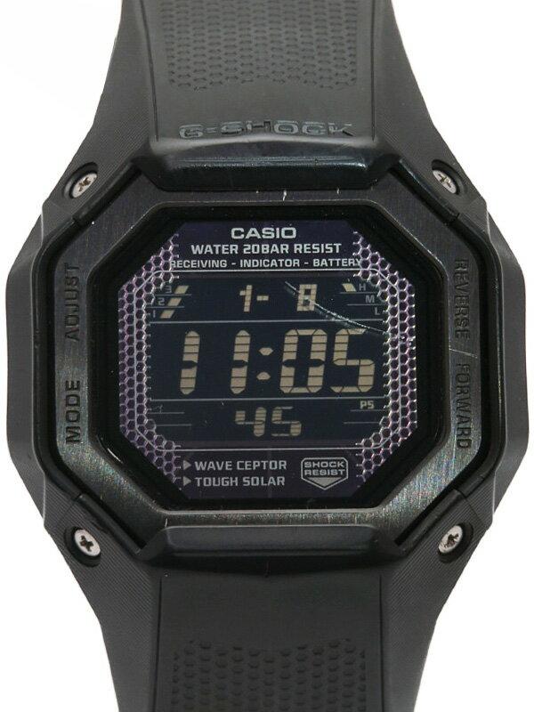 【CASIO】【G-SHOCK】カシオ『Gショック The-G』GW-056BJ-1 メンズ ソーラー電波クォーツ 1週間保証【中古】