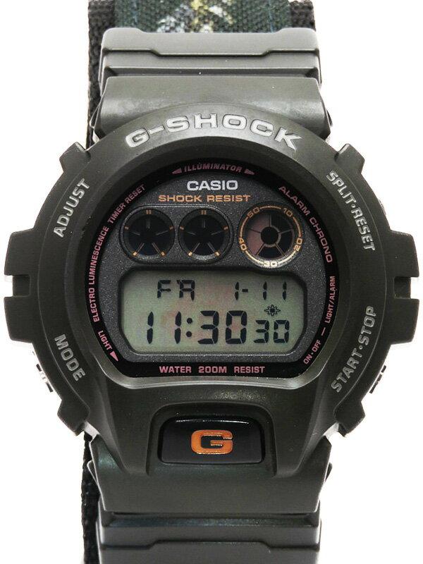 【CASIO】【G-SHOCK】【電池交換済】カシオ『Gショック』DW-069 メンズ クォーツ 1週間保証【中古】