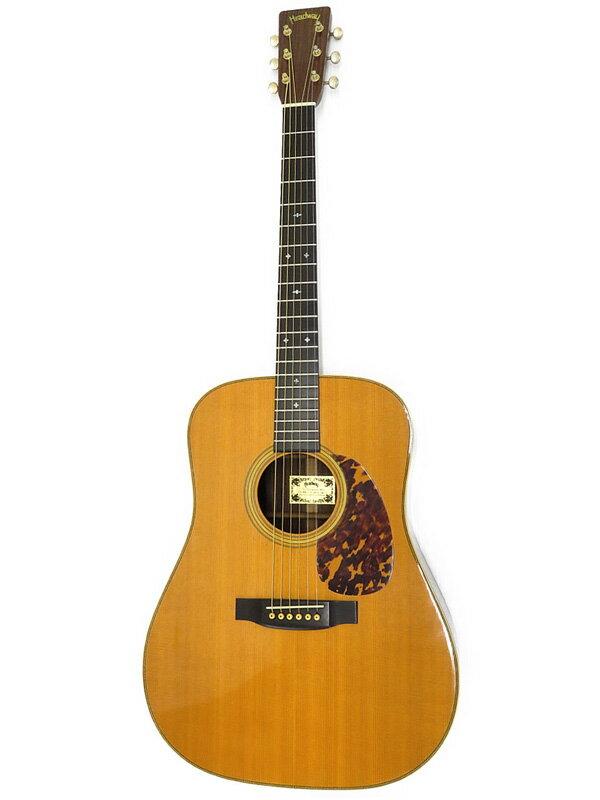 【HEADWAY】【工房メンテ済】ヘッドウェイ『アコースティックギター』HD-115 1982年製 1週間保証【中古】