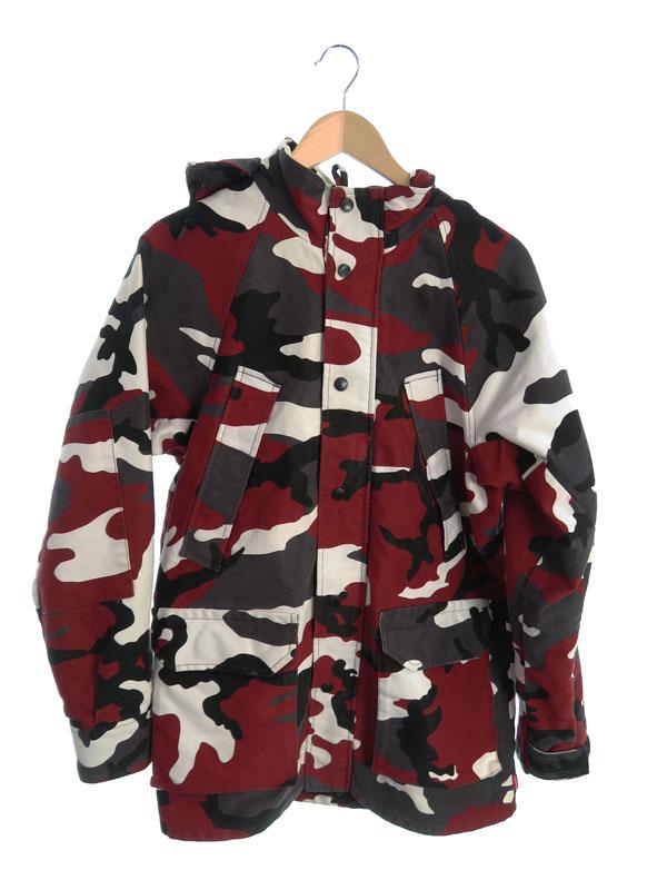 【Supreme】【アウター】シュプリーム『カモフラ柄フィールドジャケット sizeS』2013AW メンズ 1週間保証【中古】