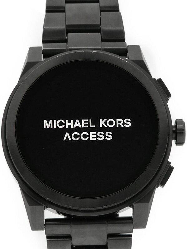 【MICHAEL KORS】マイケルコース『グレイソン』MKT5029 メンズ スマートウォッチ 1週間保証【中古】