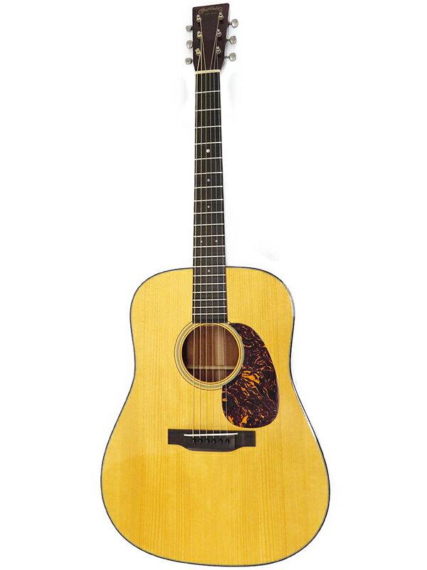 【Martin】【工房メンテ済】マーチン『アコースティックギター』D-18 Authentic 1937 2007年製 1週間保証【中古】