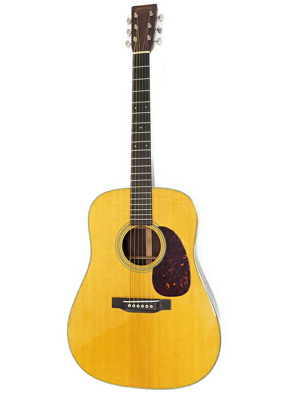 【Martin CUSTOM SHOP】【工房メンテ済】マーチンカスタムショップ『アコースティックギター』CTM D-28 PROMO 3 2015年製 1週間保証【中古】