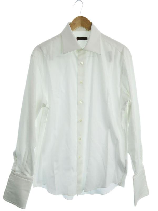 【LOEWE】【スペイン製】【トップス】ロエベ『長袖シャツ size42』メンズ 1週間保証【中古】