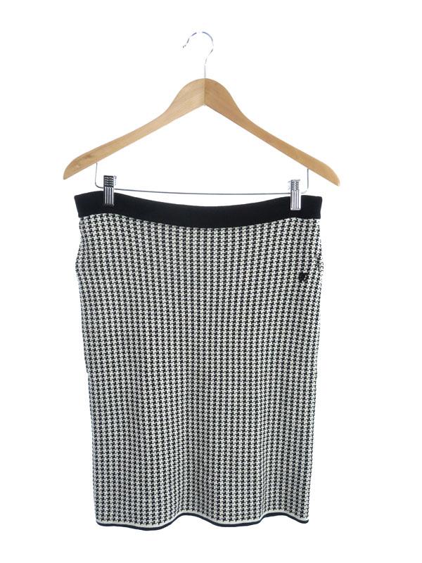 【Christian Dior】【イタリア製】【ボトムス】クリスチャンディオール『ニットスカート  sizeL』7A17030010 レディース 1週間保証【中古】