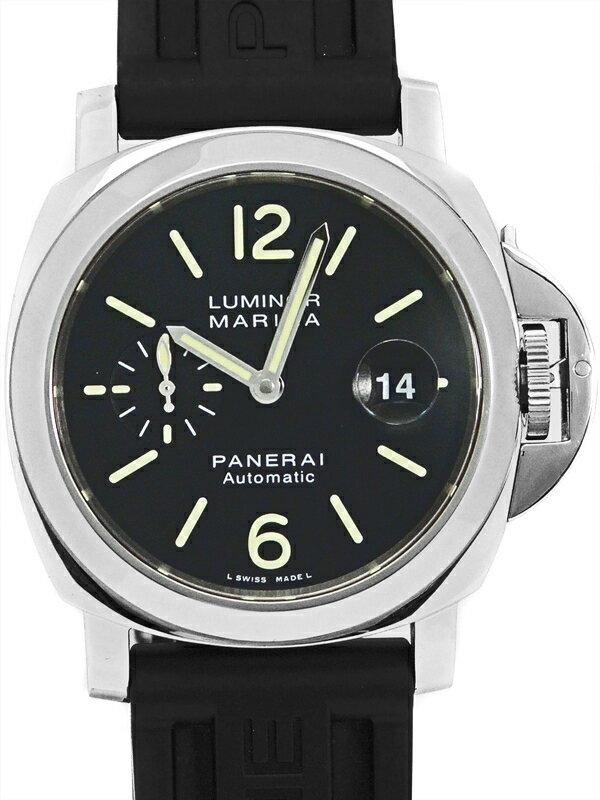 【PANERAI】【仕上済】パネライ『ルミノールマリーナ 44mm』PAM00104 R番'15年頃製 メンズ 自動巻き 6ヶ月保証【中古】