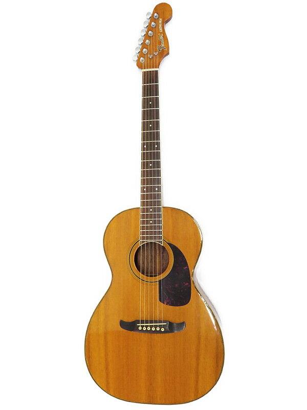 【Fender】【工房メンテ済】フェンダー『アコースティックギター』CATALINA 1週間保証【中古】