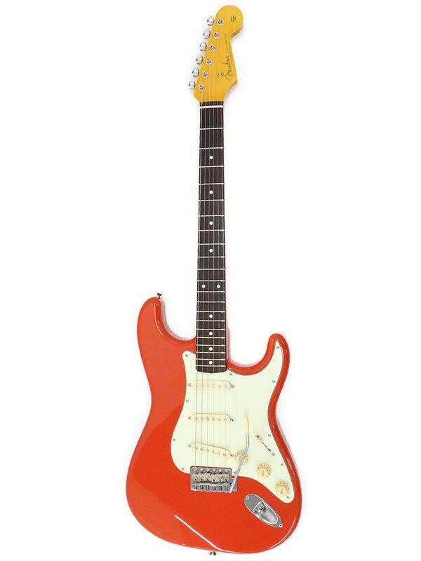 【FenderJapanExclusive】フェンダージャパンエクスクルーシブ『エレキギター』Classic 60s STRAT 2016年製 1週間保証【中古】