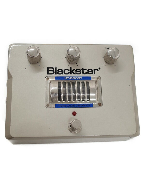 【BLACKSTAR】ブラックスター『ブースター』HT-BOOST エフェクター 1週間保証【中古】