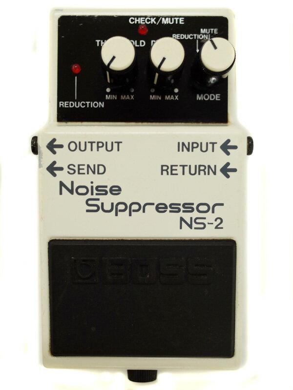 【BOSS】ボス『ノイズサープレッサー』NS-2 コンパクトエフェクター 1週間保証【中古】