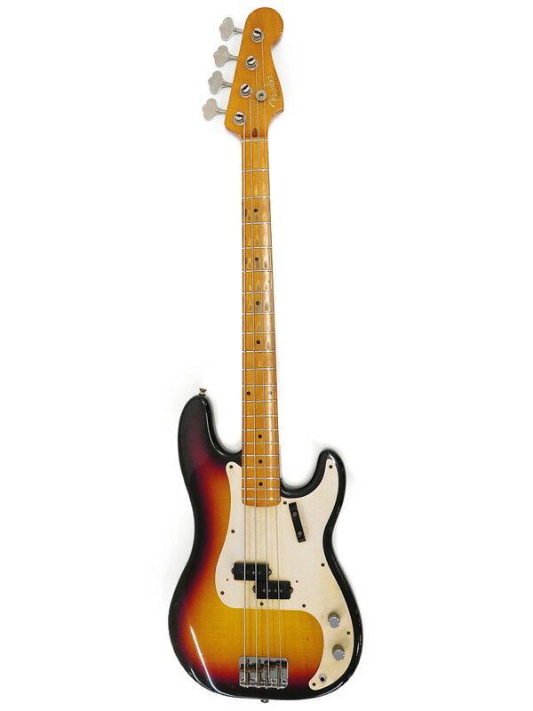 【Fender CUSTOM SHOP】【工房メンテ済】フェンダーカスタムショップ『エレキベース』1958 PRECISION BASS 1999年製 1週間保証【中古】