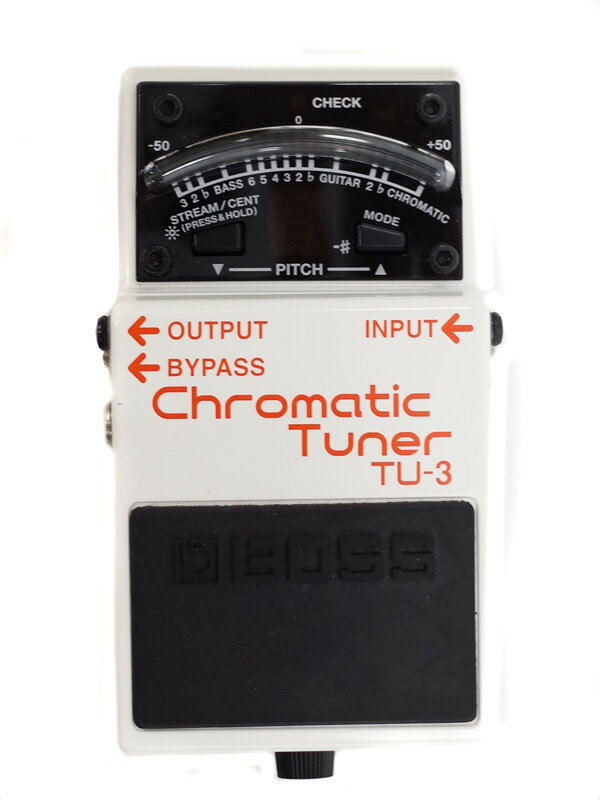 【BOSS】ボス『チューナー』TU-3 1週間保証【中古】