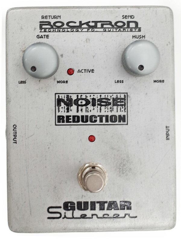 【ROCK TRON】ロックトロン『ノイズリダクション』Guitar Silencer エフェクター 1週間保証【中古】