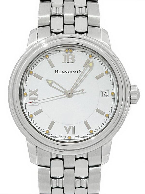 【BLANCPAIN】【OH・仕上済】ブランパン『レマン』2100-1127-11 メンズ 自動巻き 3ヶ月保証【中古】