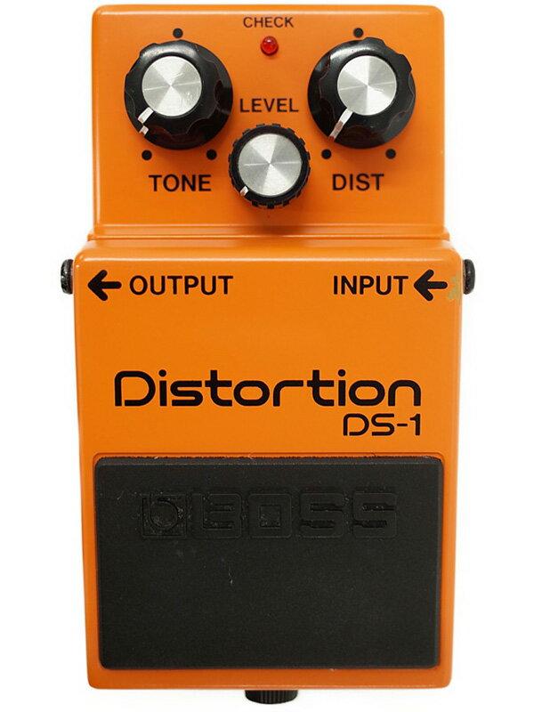 【BOSS】ボス『ディストーション』DS-1 コンパクトエフェクター 1週間保証【中古】