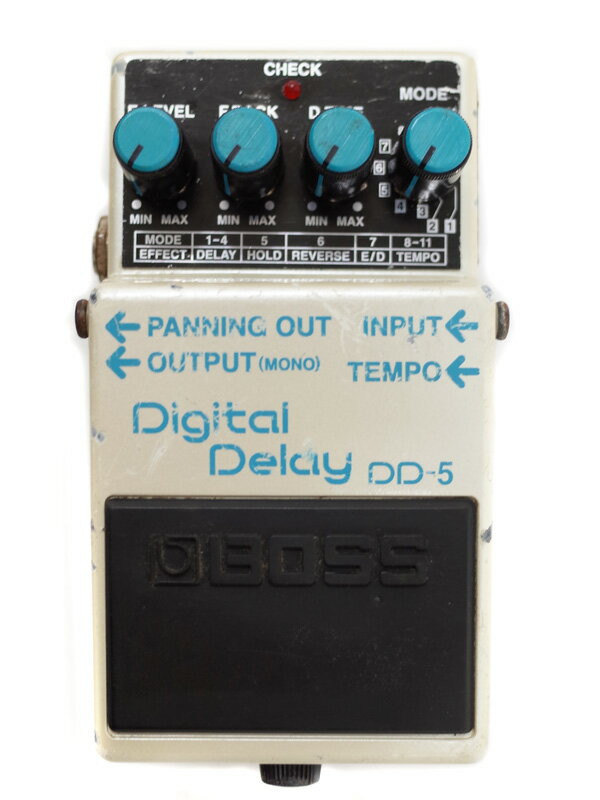 【BOSS】ボス『デジタルディレイ』DD-5 コンパクトエフェクター 1週間保証【中古】