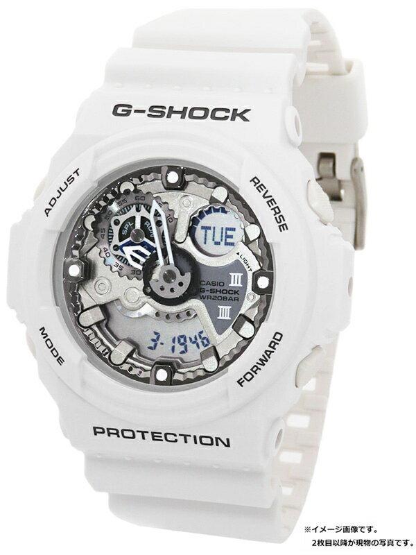 【CASIO】【G-SHOCK】カシオ『Gショック』GA-300-7AJF メンズ クォーツ 1週間保証【中古】