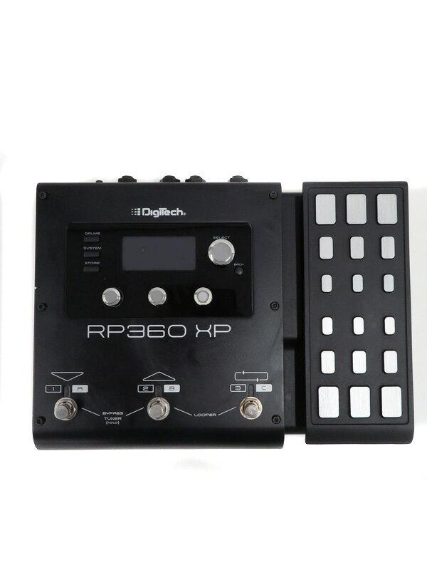 【Digitech】デジテック『マルチエフェクター』RP360XP 1週間保証【中古】