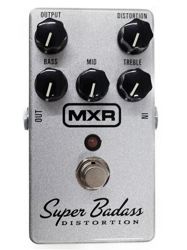 【MXR】エムエックスアール『ディストーション』Super Badass Distortion エフェクター 1週間保証【中古】