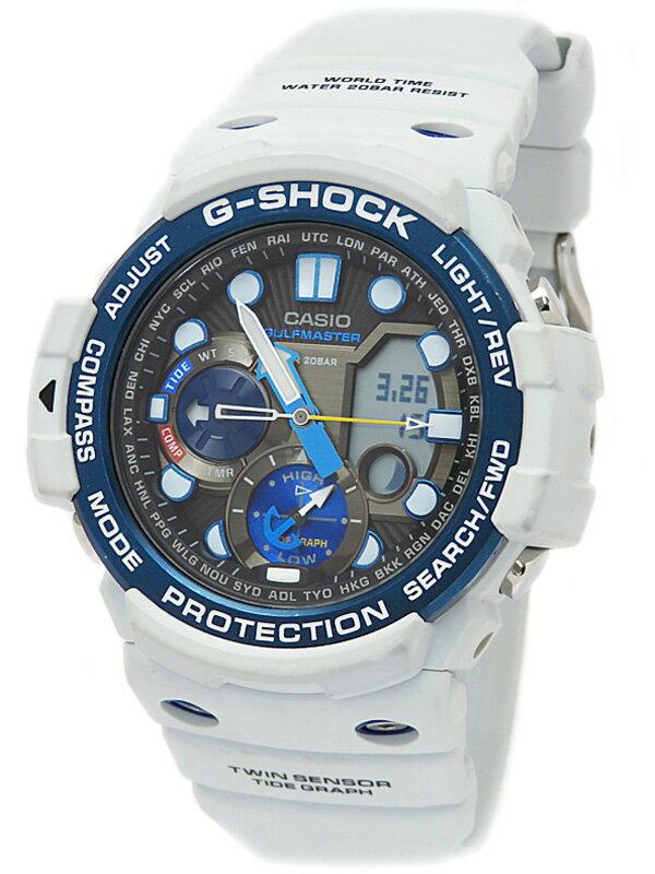 【CASIO】【G-SHOCK】カシオ『Gショック ガルフマスター』GN-1000C-8AJF メンズ クォーツ 1週間保証【中古】