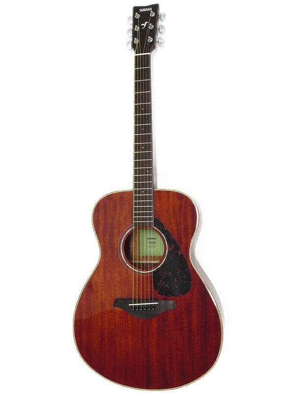 【YAMAHA】ヤマハ『アコースティックギター』FS850 2018年製 1週間保証【中古】