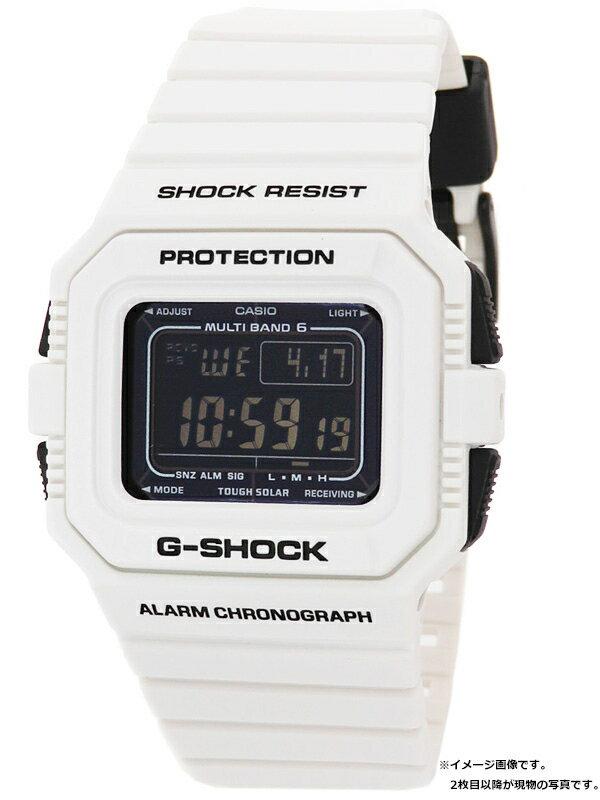 【CASIO】【G-SHOCK】カシオ『Gショック』GW-5510BW-7JF メンズ ソーラー電波クォーツ 1週間保証【中古】
