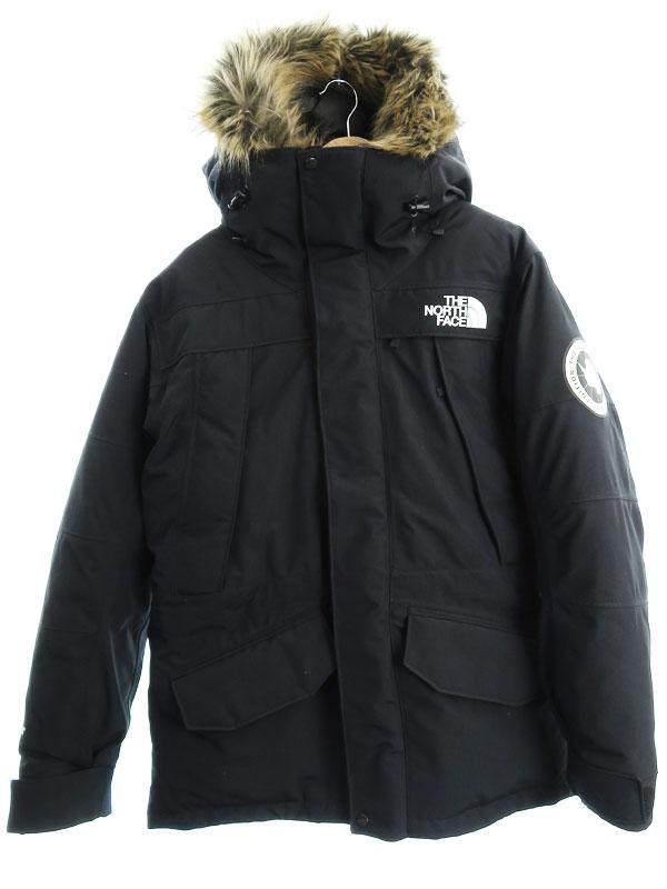 【THE NORTH FACE】【Antarctica Parka】【アウター】ザノースフェイス『ダウンジャケット sizeL』ND91707 メンズ 1週間保証【中古】