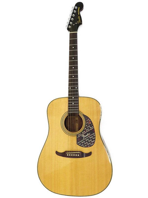 【Fender】フェンダー『アコースティックギター』C-3 1980年代製 1週間保証【中古】