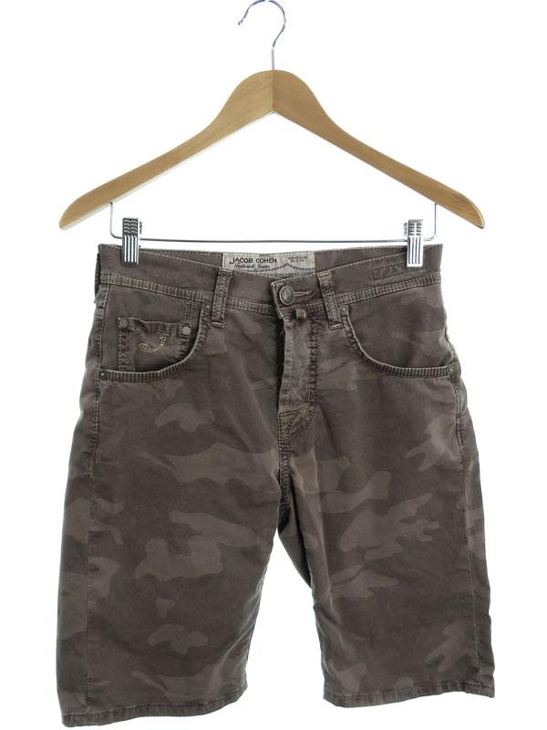 Shorts & Bermudas Mens Plain Cargo Combat Outdoor Long Shorts Bottoms Pants Causal Pockets Black Jade Weiß Herrenmode