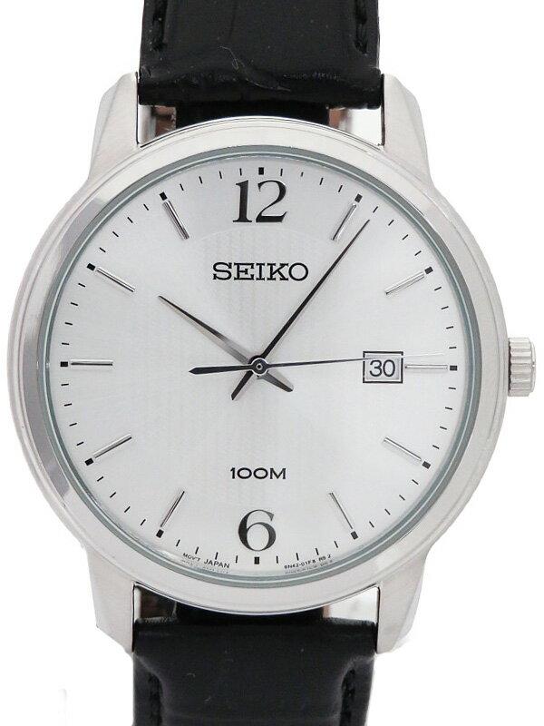 【SEIKO】セイコー『ネオクラシック』SUR265 6N42-0090 72****番 メンズ クォーツ 1週間保証【中古】