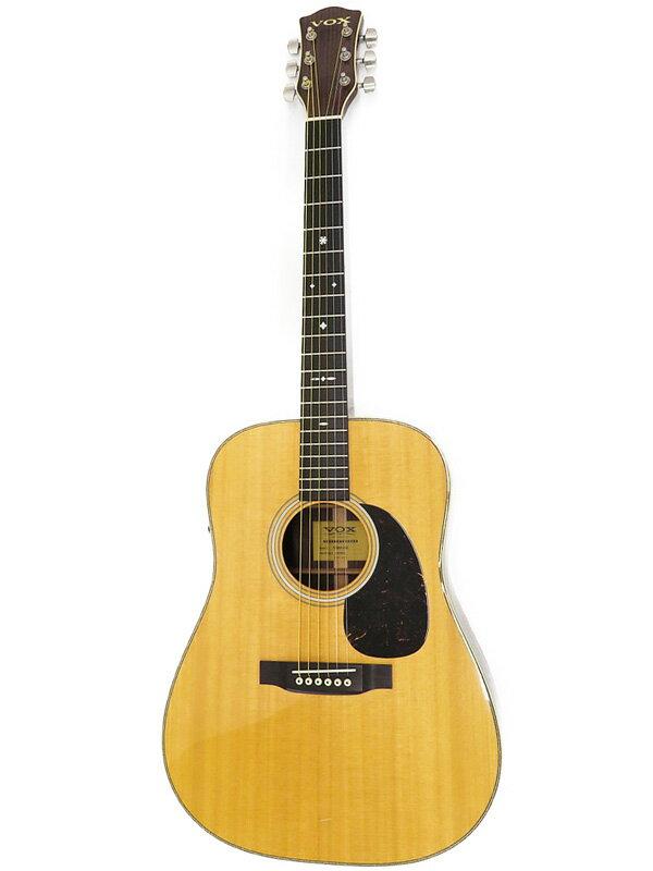 【VOX】ヴォックス『E.アコースティックギター』V3000-DR エレアコギター 1週間保証【中古】