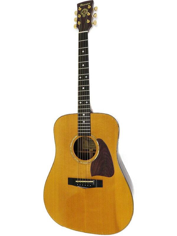 【Ibanez】【工房メンテ】【リフレット済み】アイバニーズ『アコ—スティックギター』AW-120 1980年頃製 1週間保証【中古】