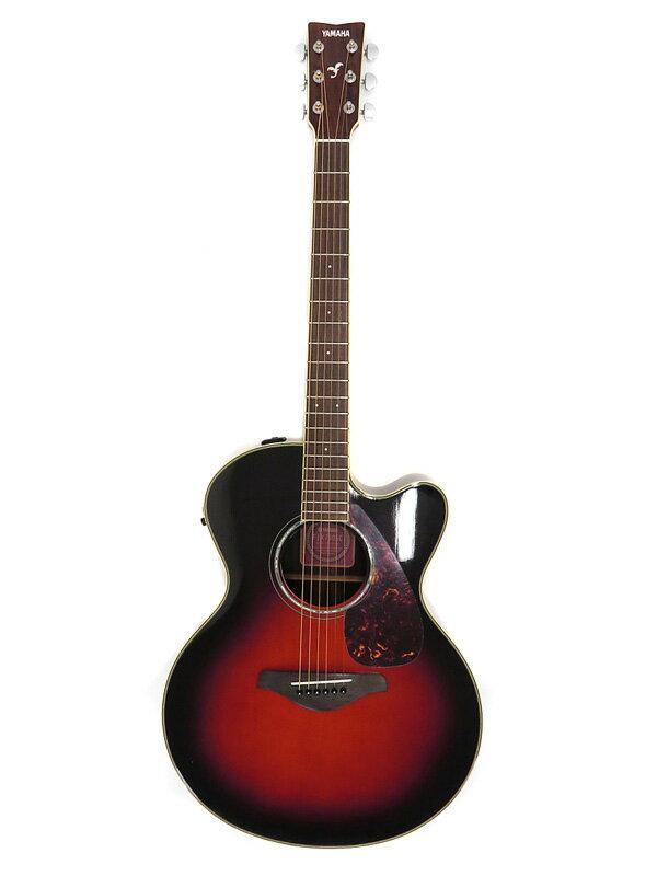 【YAMAHA】ヤマハ『E.アコースティックギター』FJX730SC 2011年製 エレアコギター 1週間保証【中古】
