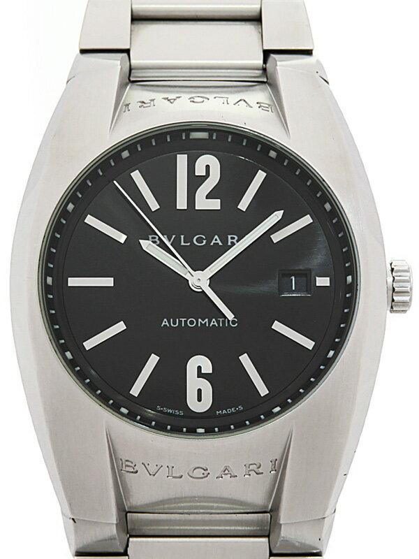 【BVLGARI】ブルガリ『エルゴン』EG40S メンズ 自動巻き 1週間保証【中古】